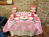 Carritos de chuches y mesas dulces - foto