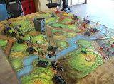 BattleMasters Tapete - foto