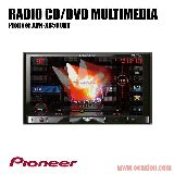 RADIO CD/DVD MULTIMEDIA PIONEER - foto