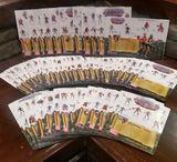 Lote Cards Master Universo Classic - foto