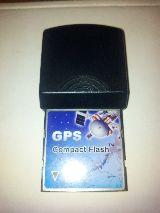 GPS Compact Flash para PDA o portátil - foto