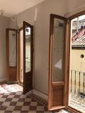 Puertas lacadas blanco ( dm , mdf ) - foto