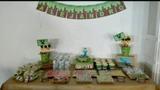 bufett de chuches y mesas dulces - foto