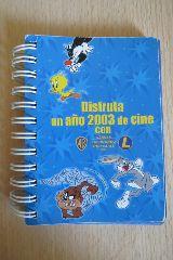 Agenda pepsi 2003 warner lusomundo - foto