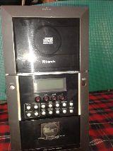 Minicadena  con Radio FM AM con Cassette - foto