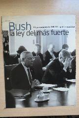 Articulo magazine 2003 Bush guerra - foto