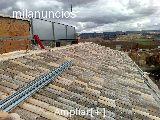 Goteras humedades, tejados Alcala - foto