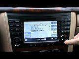 Mercedes Radio cd navegador,gps,original - foto