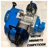 MOTOR DE COMPETICION MINIMOTO NUEVO - foto
