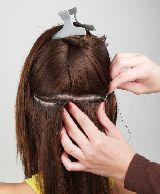 Extensiones de pelo y trenzas africanas - foto