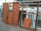 Ventanas,mallorquinas imita/madera - foto