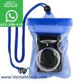 FUNDA IMPERMEABLE CAMARA,  IPOD,  MP3. segunda mano  Madrid (MADRID)
