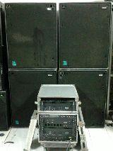 Equipo de sonido nexo ts2400 (8000w) - foto