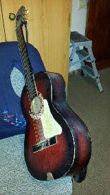 guitarra clasica española - foto