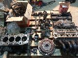 despiece motor ford focus FYDB - foto