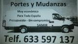 TRANSPORTES : MUDANZAS Y PORTES DESDE 20E - foto