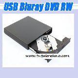 USB 2.0 EXTERNAL DVD BLU-RAY COMBO EXTER
