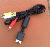 Cable de imagen y sonido play 1,2,y 3 - foto