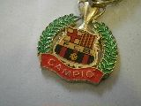 Llavero barcelona c.f. - foto