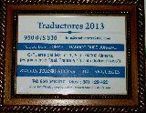 Traductores 2013 ECONÓMICOS. JURADOS - foto