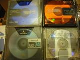 Minidisc  grabados varios - foto
