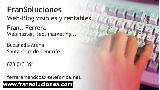 Soluciones web - foto