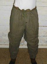 Pantalones térmicos ejto checoslovaco - foto