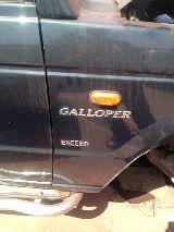 Hyundai galloper - foto