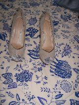 Zapatos de tacon (zara) - foto