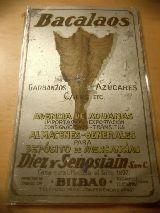 Calendario Antiguo de 1923 - foto