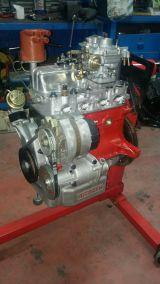 MOTOR ABARTH 70HP A 112 A 2000 - foto