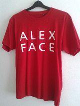 Camiseta ALEX FACE - foto