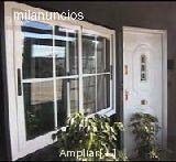 ventanas en un dia sin obras - foto