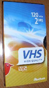 Vinta VHS VIRGEN aun precintada de 2hrs - foto