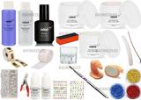 Kit uñas de  acrilico profesional - foto