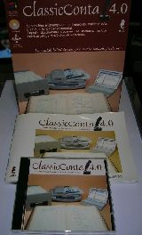 classic conta 4 ,programa contabilidad - foto