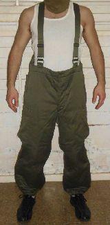 Pantalones térmicos ejto. austríaco - foto