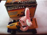 Conejito duracell racing - foto