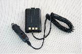 Eliminador batería Walkie Baofeng UV-5R - foto