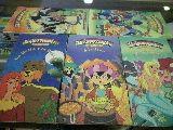 Dibujos animados infantiles vhs/dvd - foto