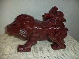 robot leon f-1 lion - foto