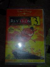 el rey leon 3 ( dvd pirata ) - foto