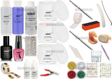 kit uñas de acrilico supercompleto - foto
