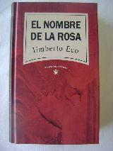EL NOMBRE DE LA ROSA,  UMBERTO ECO - foto
