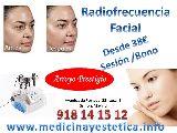 Radiofrecuencia facial desde 38€ sesion - foto