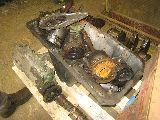 Motor en piezas mercedes-benz v8 - foto