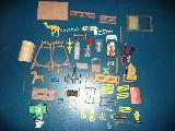 Despiece piezas playmobil. - foto