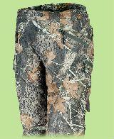 Pantalón membrana camu   caza - foto