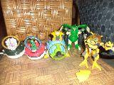 lote de pokemon de 5 figura - foto