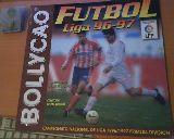 ALBUM BOLLICAO LIGA 96/97